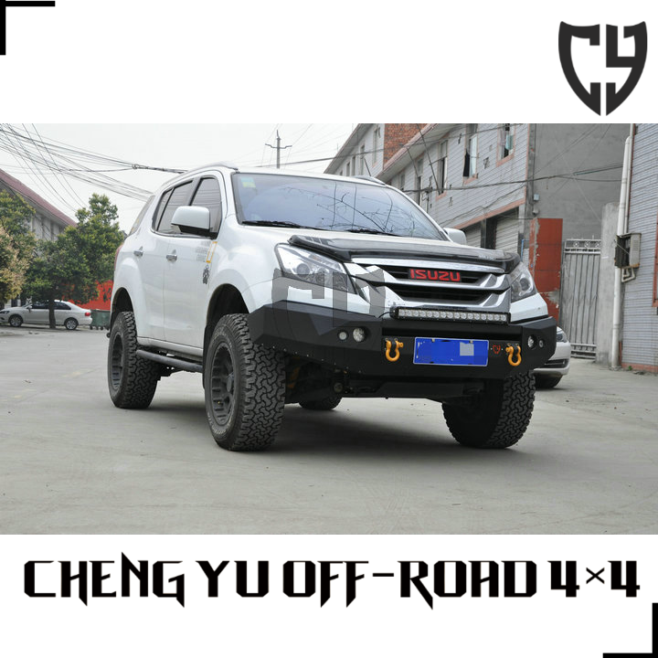 isuzu d max mu x tuning front bumper dmax mux before the. Black Bedroom Furniture Sets. Home Design Ideas