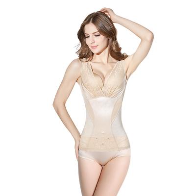 美人G塑身衣收腹上衣瘦身计超薄款束腰背心