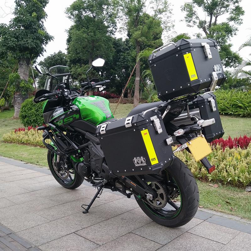 Задний кофр для мотоцикла Chengwei Chengwei Mt650 Gw250dl 502