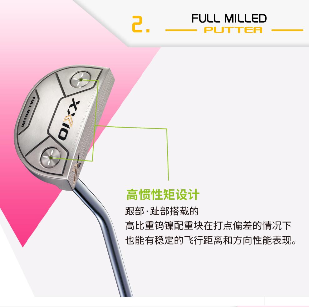 木林森專賣店現貨 XXIO MP1100女士套桿 高爾夫球桿XX10日本藍色