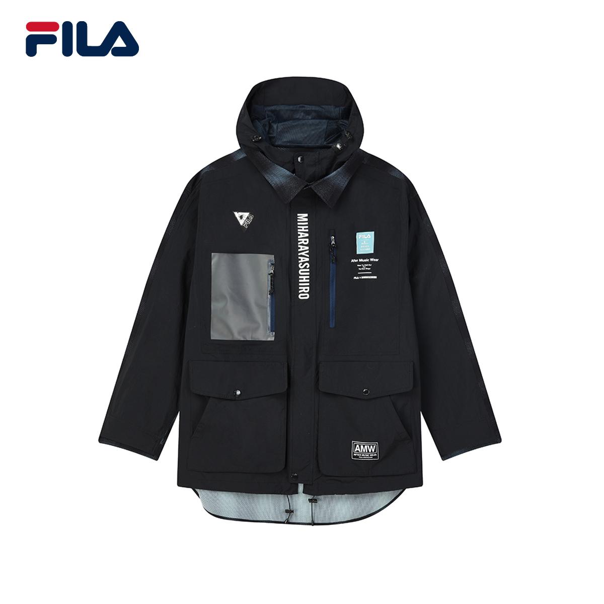 斐乐男士2021年秋季新款休闲外套