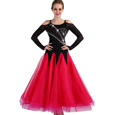 Ballroom Dance Dresses New Dresses for High-class Modern Dance Performance Competition