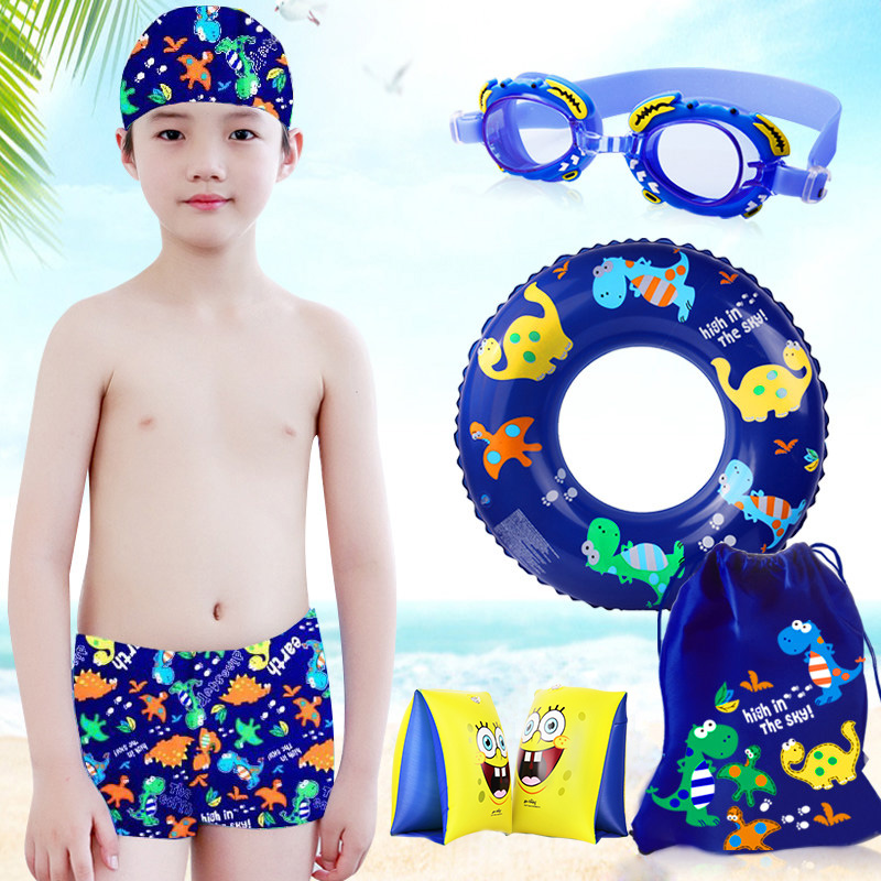 4db81a9a6d9b8 You swim children's swimwear boys swim trunks youth big boy boy ...