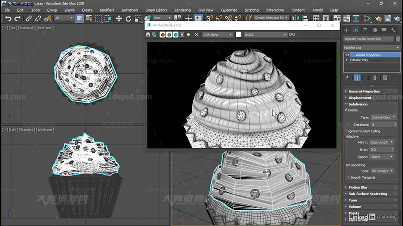 3ds Max 2020 Rendering with Arnold3.jpg