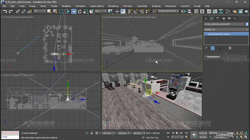 3ds Max 2020 Rendering with Arnold1.jpg