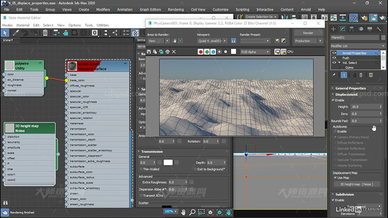 3ds Max 2020 Rendering with Arnold2.jpg
