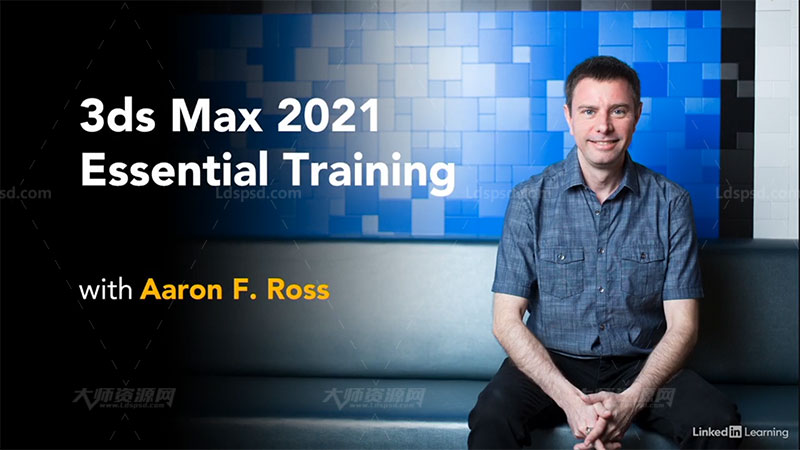 3dsMax 2021 Essential Training5.jpg