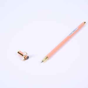 晨光文具中性笔金属可爱水笔学生文具黑0.5签字笔  AGPX8803