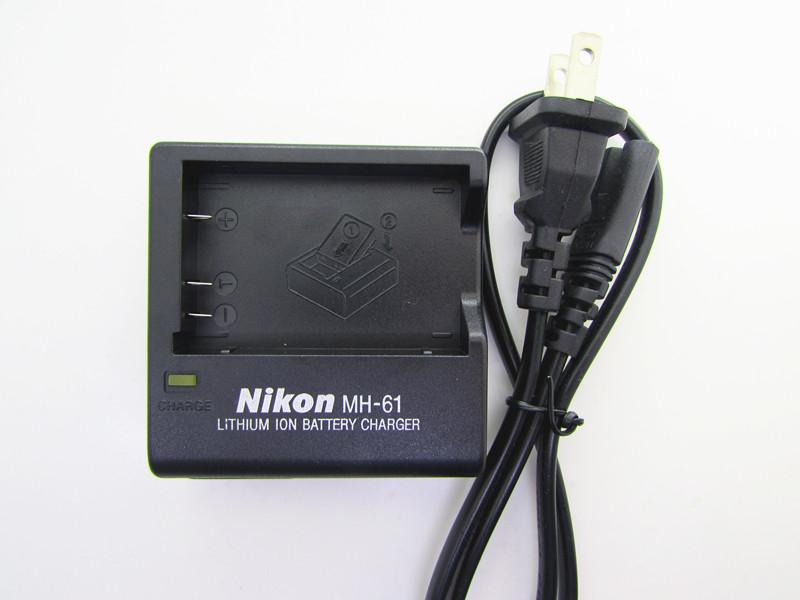 尼康COOLPIX P4 P80 P90 P100 P500 P510 P520相机充电器EN-EL5