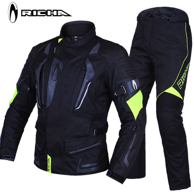 Knight network Belgium RICHA motorcycle riding clothes
