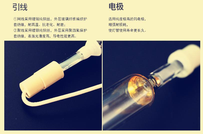 高压汞灯_供应紫外线UV灯管uv胶固化灯高压汞灯365nm光固机灯管