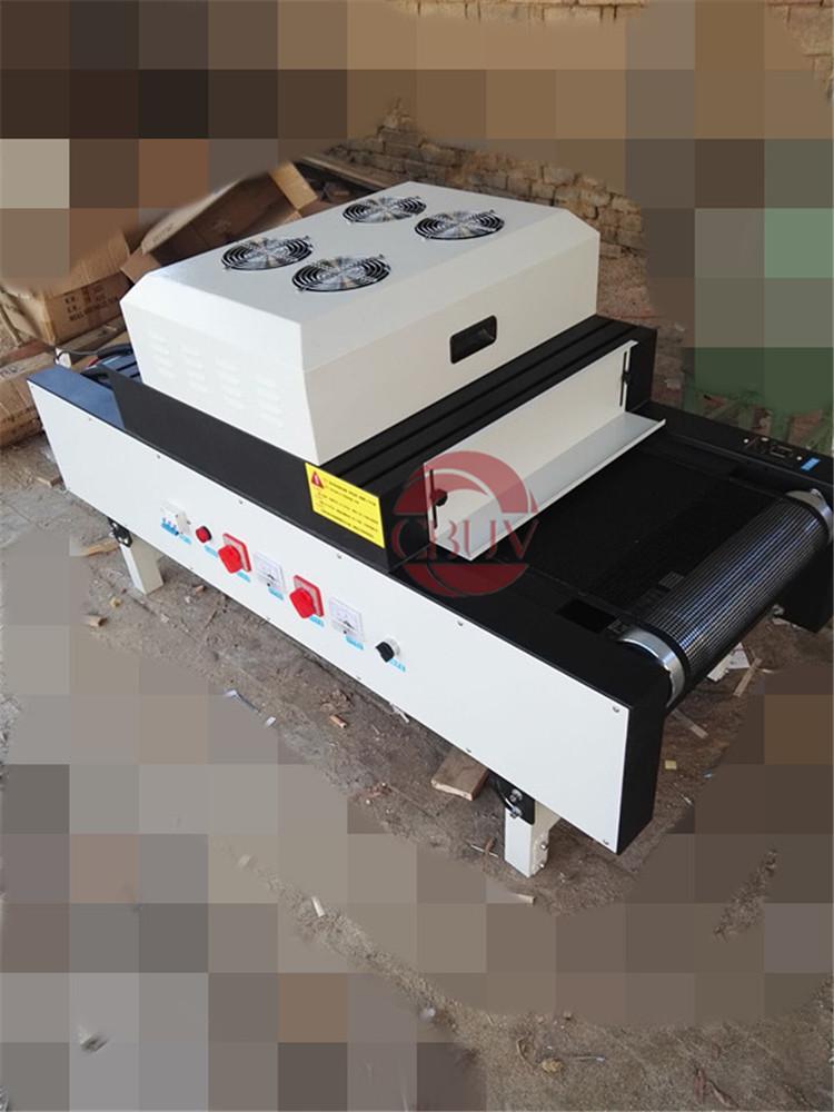 油墨烘干机_400/台式丝印油墨紫外线uv瞬间固化光固机调速现货