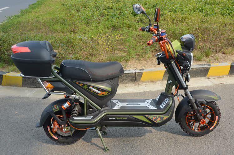 Vélo électrique 60V 16 pouces - Ref 2386227 Image 8