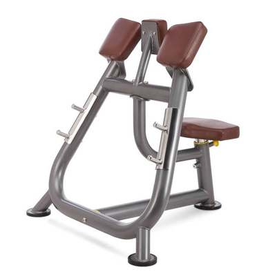 Yangrui 6237 sitting two-headed rack rack gym commercial sit six-head muscle bend rack