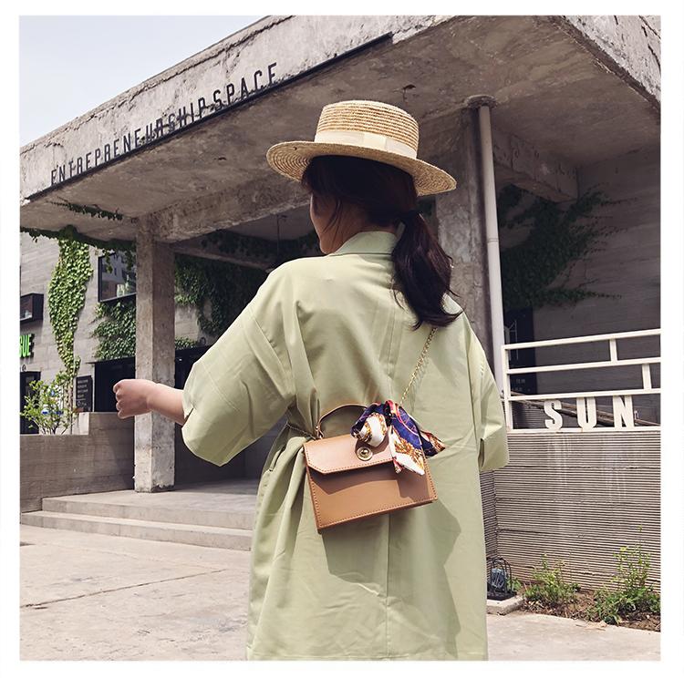 Fashion wild crocodile pattern wandering bag NHXC135573