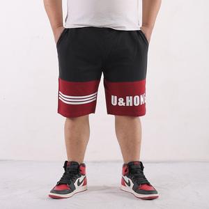 夏季大码运动短裤男宽松外穿