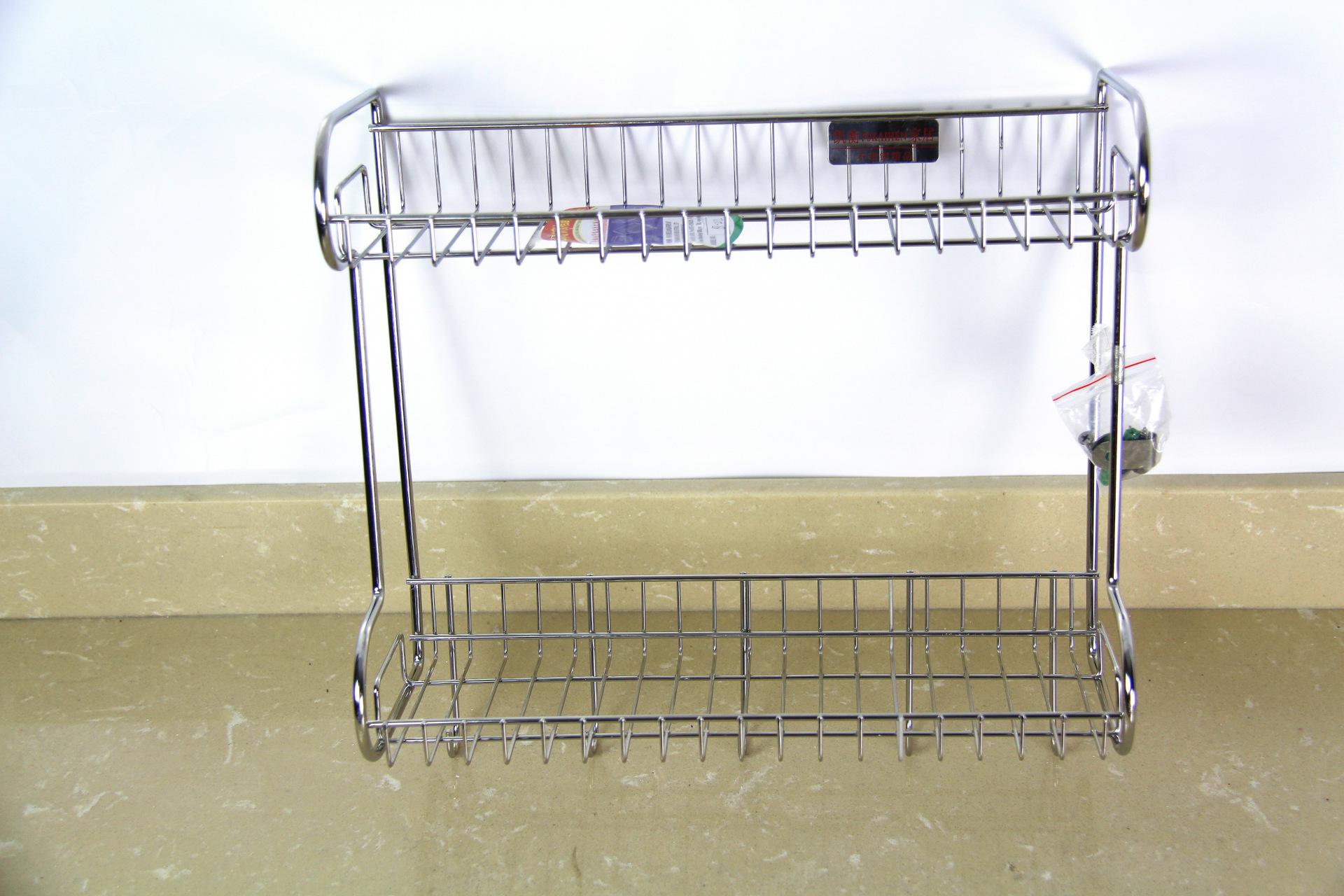 Рейлинг Специальные расширенные немагнитной нержавеющей стали ванной полки настенные крюк для хранения шкаф полки стального провода шкафа