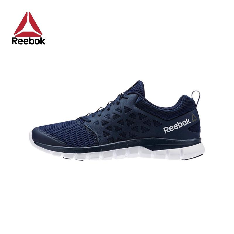 Reebok Hombre Confort Zapatillas Amortiguaci��n Avp59 qUYU1XA6w
