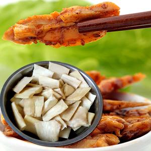 【犇原食品】内蒙古特产零食 比牛肉干更好吃 草原正宗香辣牛板筋