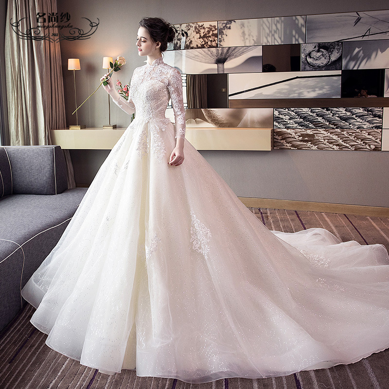 Retro Princess Wedding Dresses