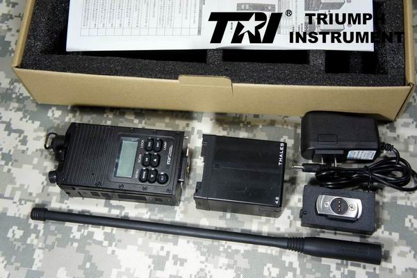 TRI AN PRC 148 UV MBITR Military Regulation 6PIN Version Of The Double Segment Double Reception Walkie Talkie
