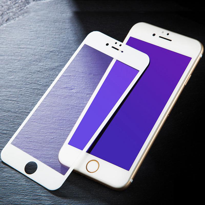 苹果<font color='red'><b>iPhone</b></font>6s钢化膜6Plus全屏