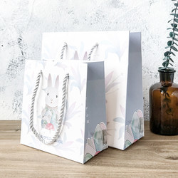 Search simple gift bag gift box paper bag play bag birthday holiday lover gift gift bag packaging