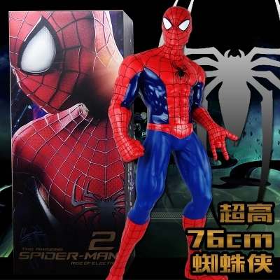 EXTRAORDINARY SPIDERMAN 76CM