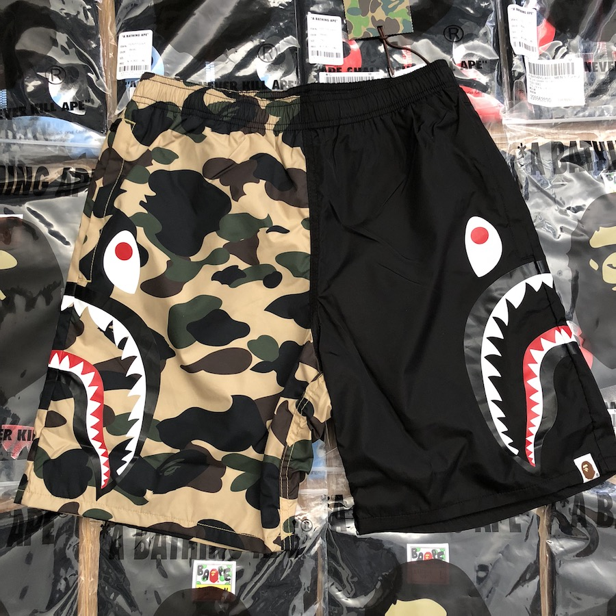 7ab1698905d4 ... camouflage shark beach shorts 18SS · Zoom · lightbox moreview ·  lightbox moreview ...