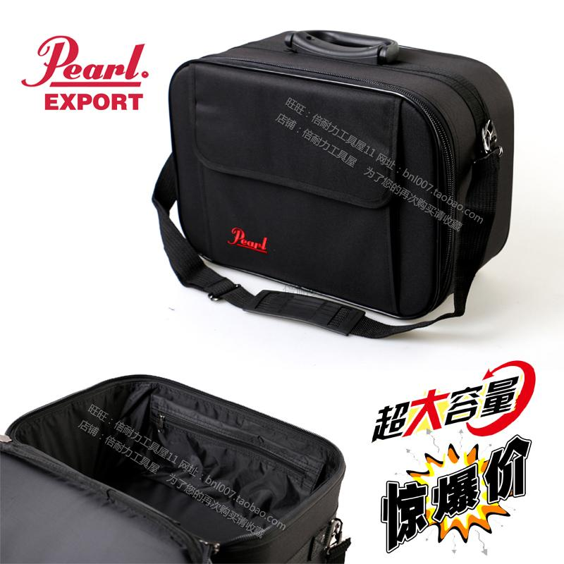 Large Capacity Professional Drum Storage Bag Multi Function Shoulder Portable Toolbox Travel Computer