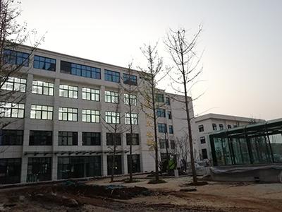 河南省郑州市惠济区金山路小学教室护眼灯安装施工完成