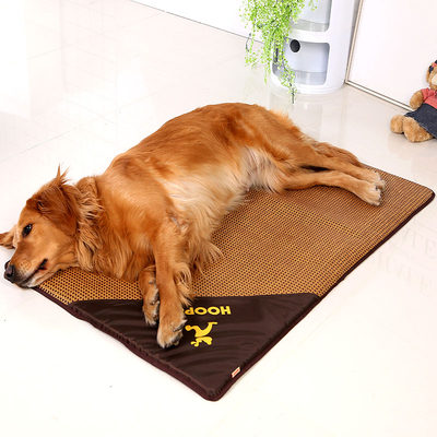 Dog mat pet sleep cushions summer detachable four seasons universal cat ice pad summer dog mat sleep