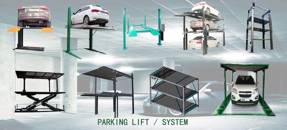 CAR PARKING LIFT / SYSTEM