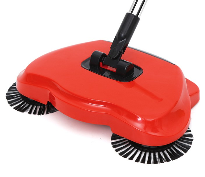 Meaning manual rotation sweeping mop cleaning broom