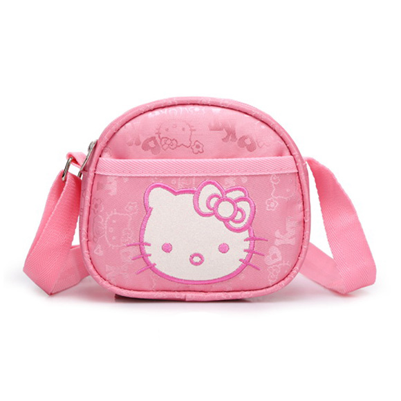 Korean Version Of O Kitty Children S Bag Small Cartoon Casual Canvas Princess