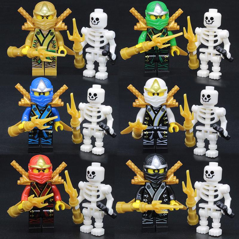 拼裝兼容樂高幻影忍者大電影人仔勞埃德蛇怪戰車積木絕版骷髏玩具圖片