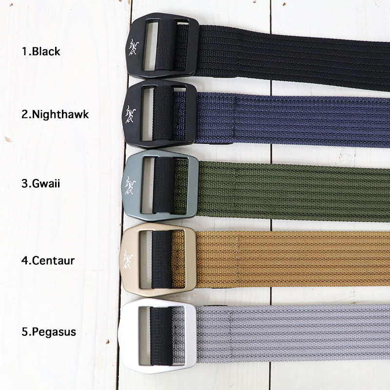 718c6b13a9 Archaeopteryx new Arcteryx Conveyor Belt men and women outdoor  wear-resistant nylon belt 17381