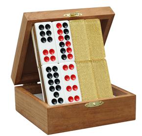 Китайское домино,  Карты девять акрил карты девять большой размер карты девять  22# деревянный карты девять кость карты золотой / серебро / розовый, цена 1036 руб