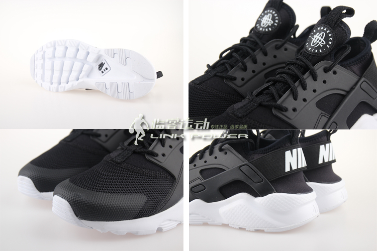 5ecbfd64e16ad 耐克 Nike air Huarache(GS)女子缓震休闲跑步鞋847569-020 - SGshop
