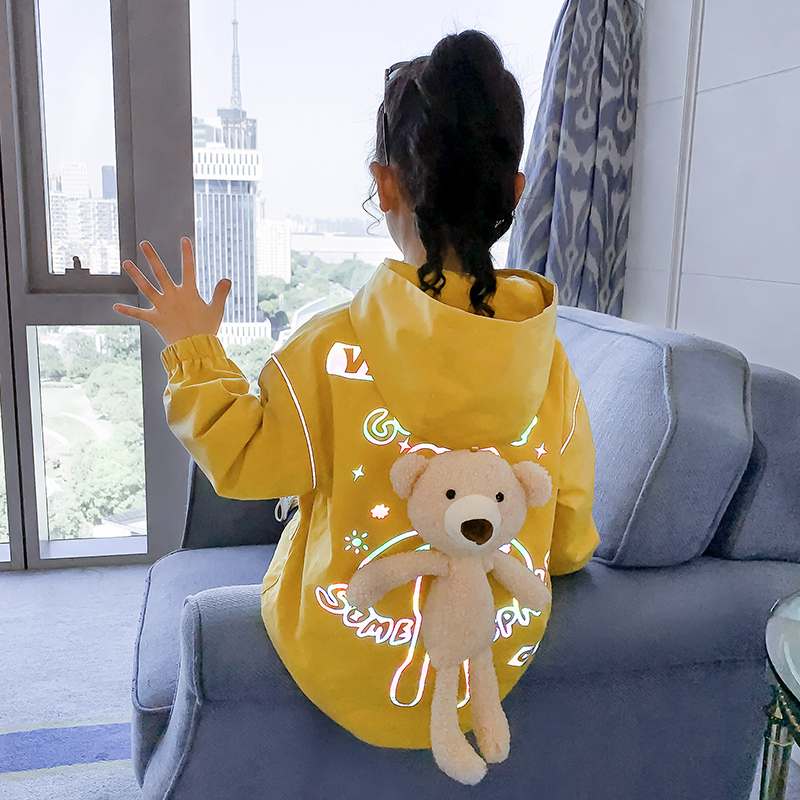 外套秋装小女孩2021新款童装春秋价格/报价_券后78.9元包邮