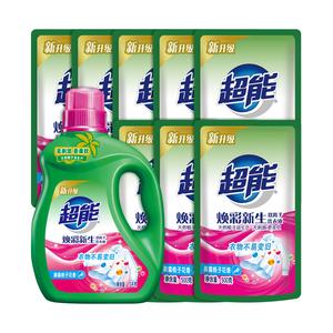 【猫超包邮】11斤【超能】焕彩洗衣液
