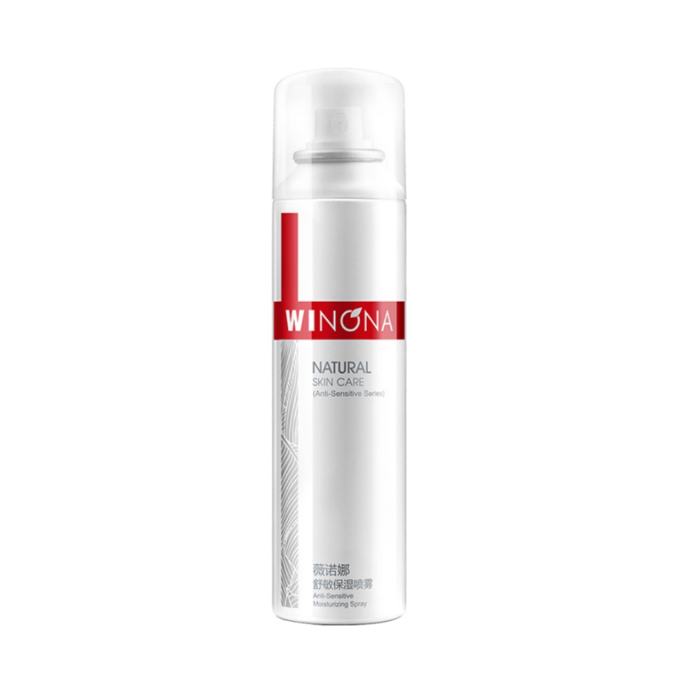 Winona/薇诺娜舒敏喷雾爽肤水护肤化妆水乳补水保湿50ml×1瓶