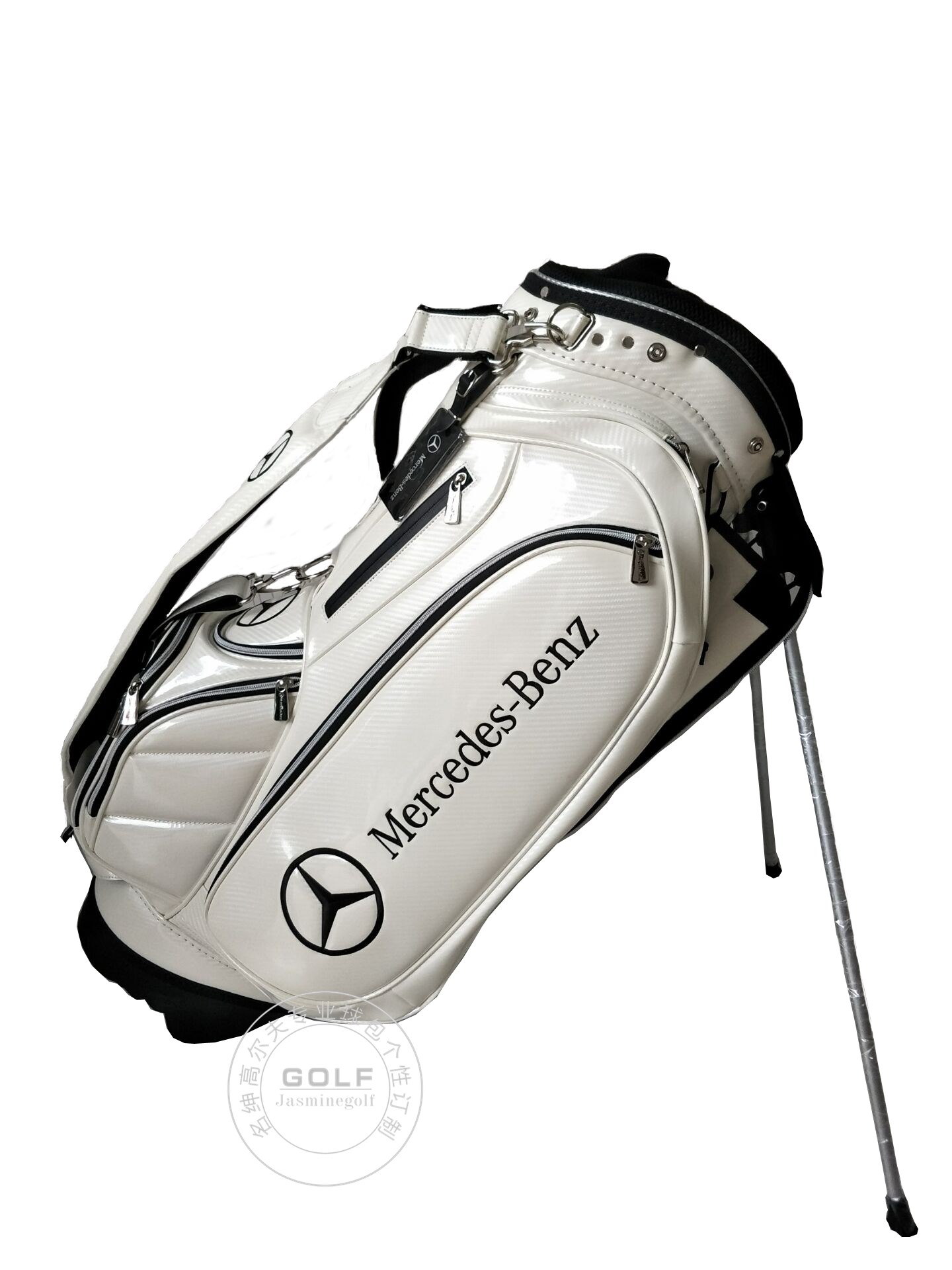 usd bercedes benz mercedes golf bag full crystal