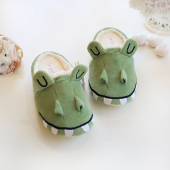 Alligator House Slippers