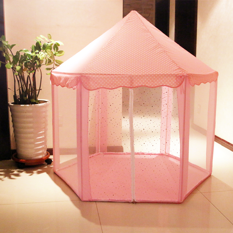 SINGLE PINK TENT