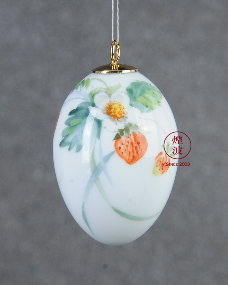 German MEISSEN mason mason meisen porcelain Christmas dense eggs home decoration series accessories