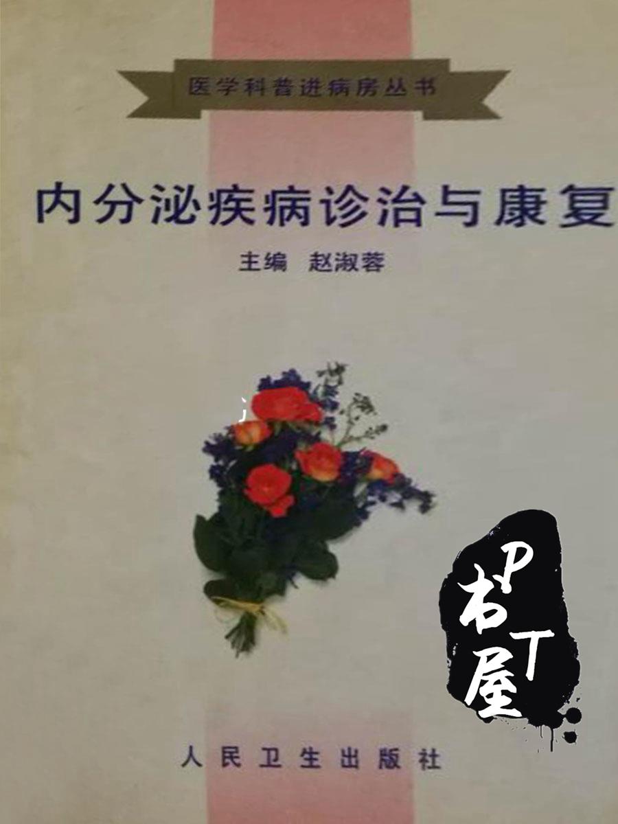 内分泌疾病诊治与康复 Book Cover
