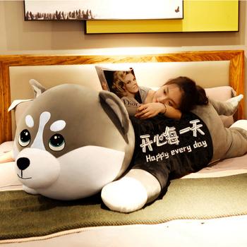 Мягкие игрушки,  Милый эскимосы кукла ткань кукла плюш игрушка медведь куклы кровать ложиться спать клип нога подушка мужской и женщины средства для здоровья, цена 543 руб