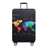 Decorative & Protective Suitcase Covers