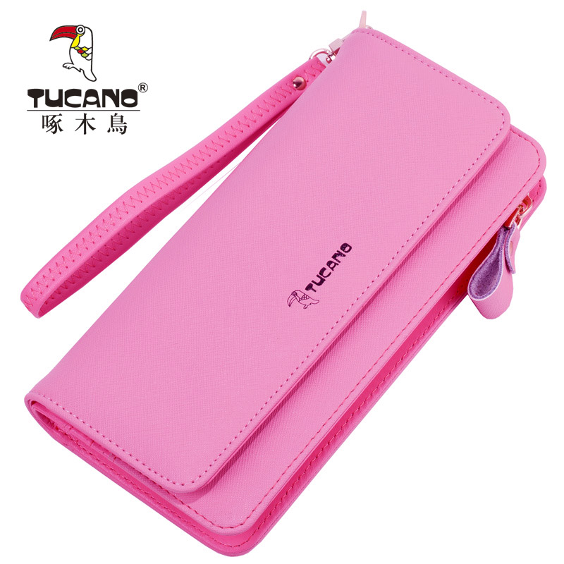 3e5463d39b02 Woodpecker ladies wallet 2018 new clutch female leather handbag Japan and  South Korea Girls large capacity · Zoom · lightbox moreview · lightbox  moreview ...